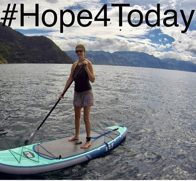 "2018 This Is My Brave Arlington Alum and Co-Producer for the Fall Arlington show, Susie Burklew, (@serenity_sus ) shares her #Hope4Today. . . ""My #Hope4Today is that I can do my best to live in the moment and accept that everything happens for a reason. If I face a difficult situation I hope to try my best to use it as an opportunity to grow, and learn something new about myself. I try to do my best and trust that God will do the rest."""
