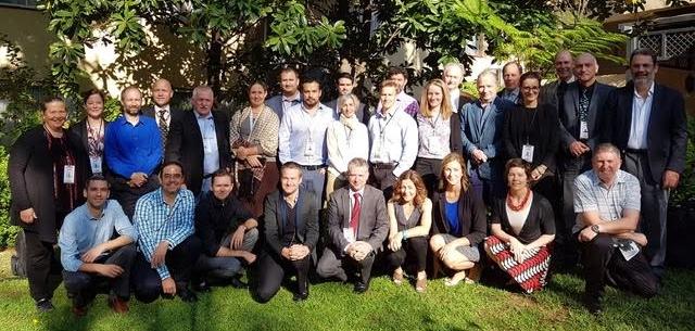 IUCN delegates at CITES CoP17. Photo by IUCN SSC