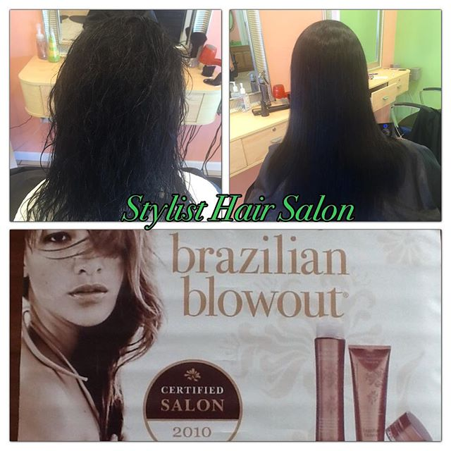 #BrazilianBlowout #Smooth&EliminateFrizz #StylistHairSalon #SanLeandro