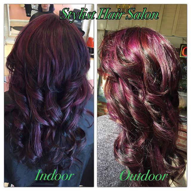 #StylistHairSalon #haircolor