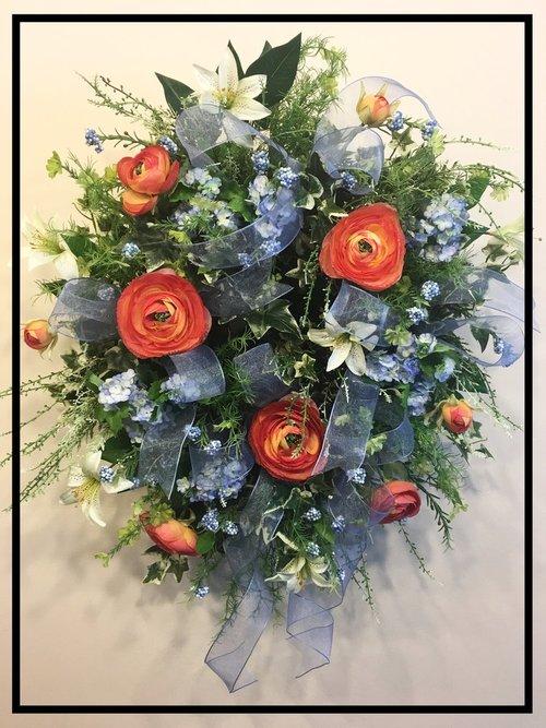 Door Wreaths Designer Wreaths Decorative Front Door Wreath