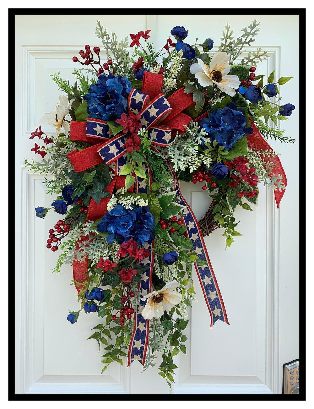Designer Floral Door Wreaths Decorative Front Door Wreaths Home