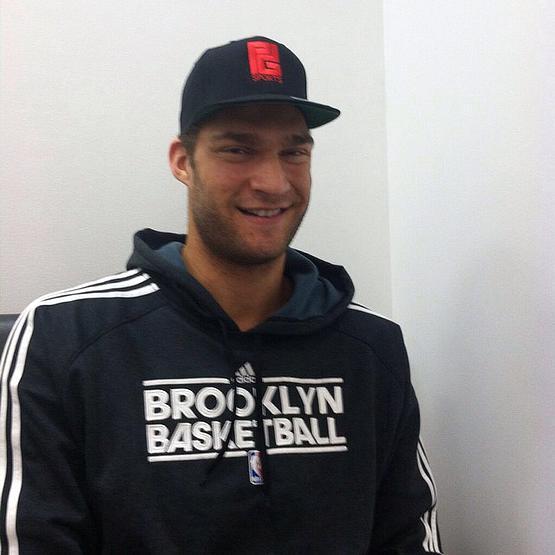 Brook Lopez (New Jersey Nets)