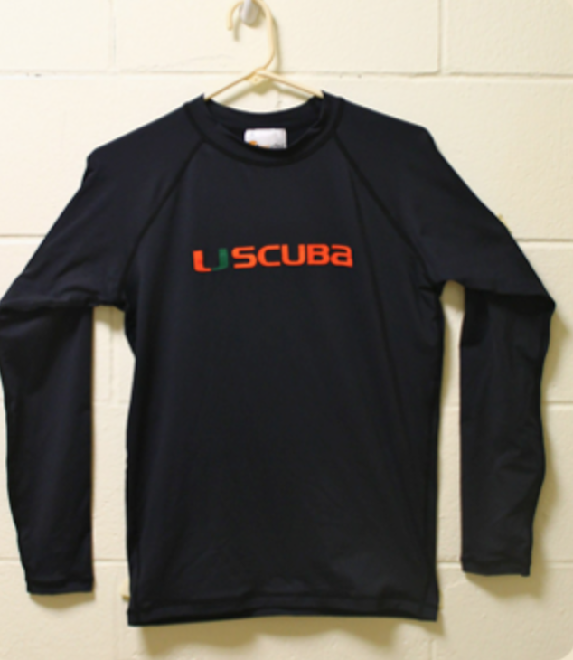 USCUBA rash guards