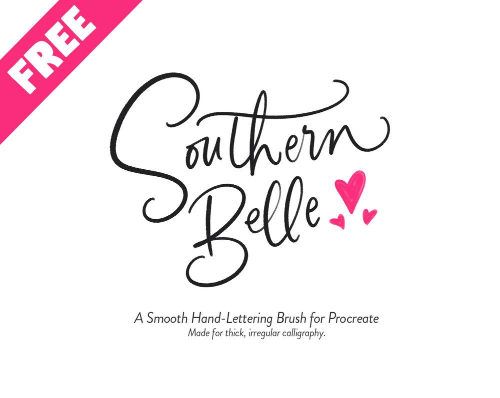 SouthernBellProcreateBrush.jpg