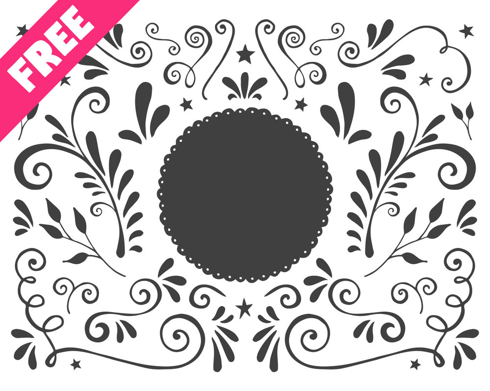 Freebie Illustration Pack   Clink on the image to download this freebie illustration pack. Free for Commercial or Personal use. Just do'n't resell as your own work or redistribute. Feel free to pin. Message me if you have questions.