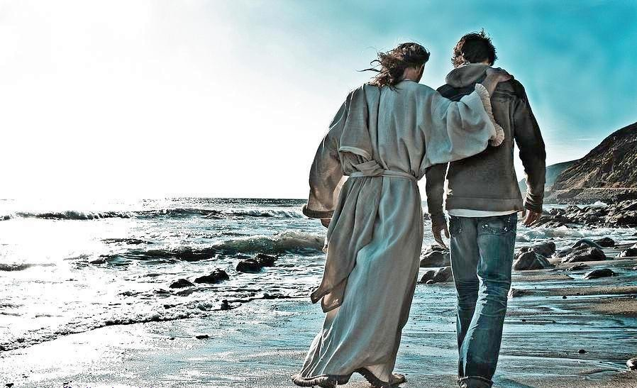 the quest to walk and talk with jesus essay Sonlife is intentional in helping christ-followers be disciples who make disciples  in mark 6  who will you invite on the disciple-making journey written by.