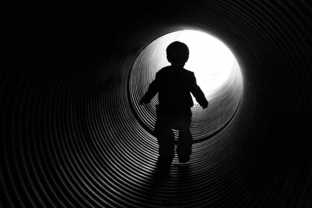 Running From Skeletons — Christ Hold Fast