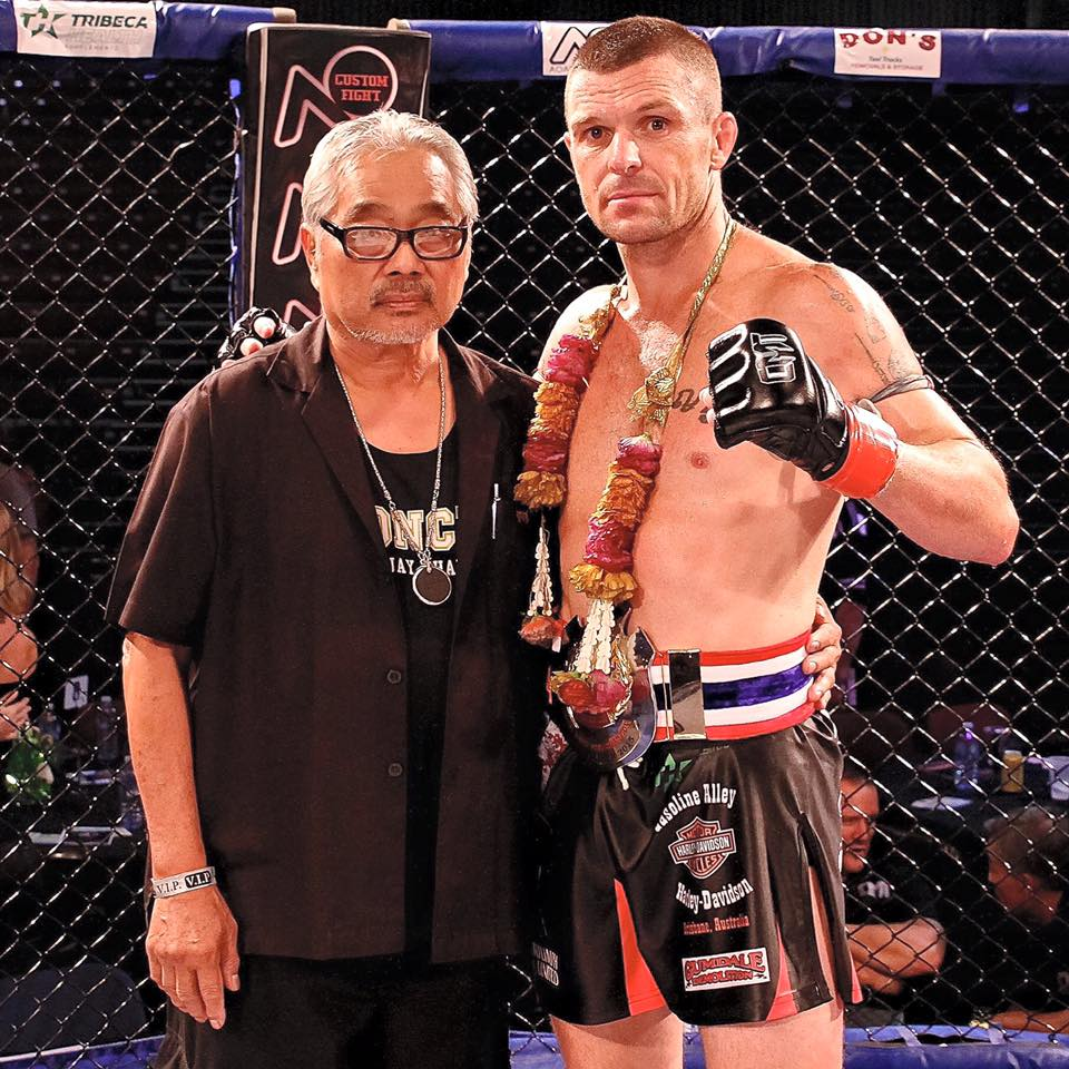 Richard Vell, father figure to John Wayne Parr