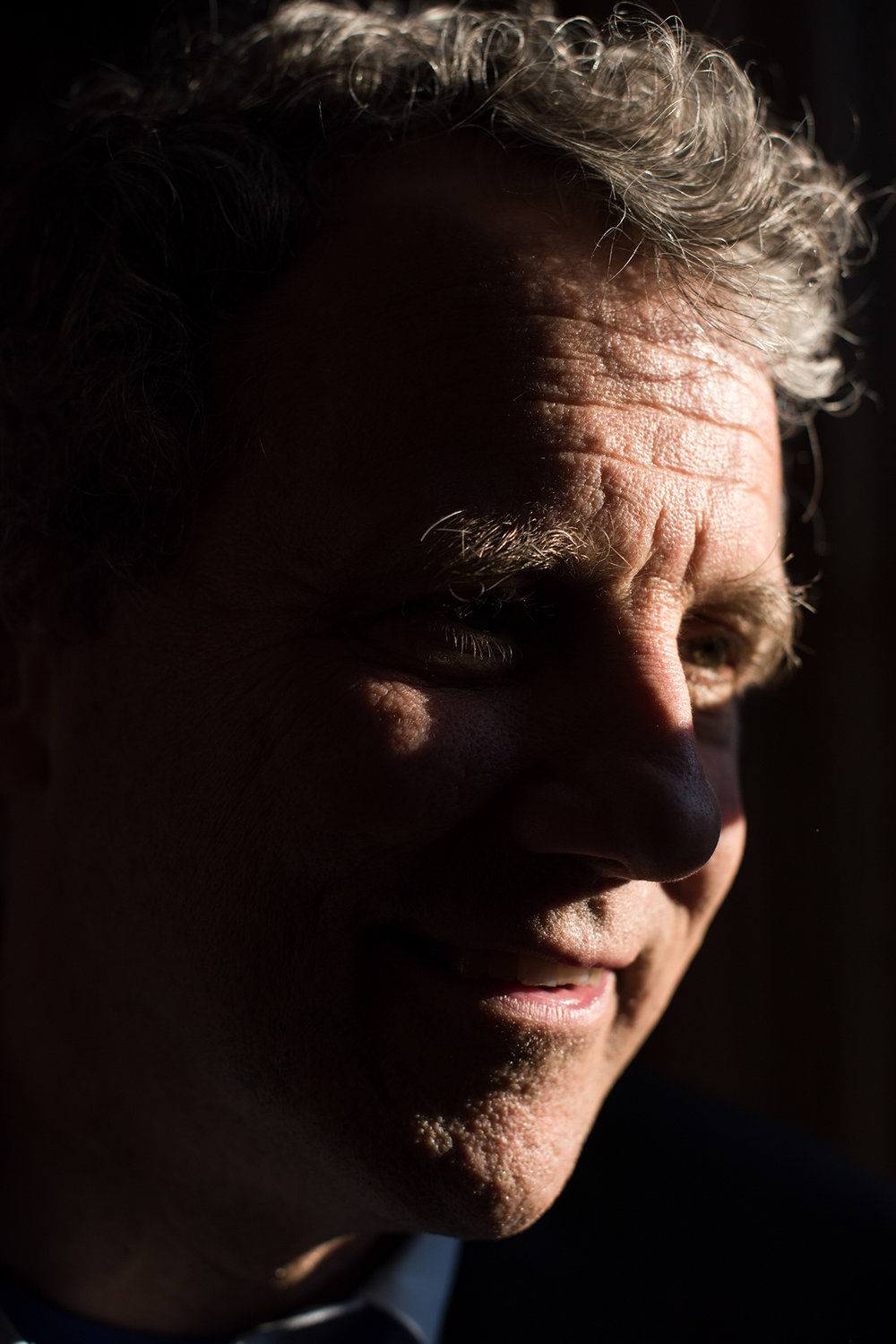 Ohio Senator Sherrod Brown. Photo by Dustin Franz