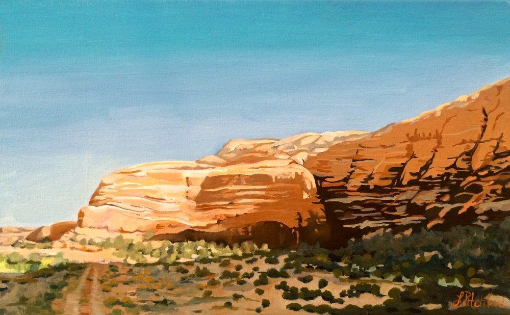 Utah Sand Rock