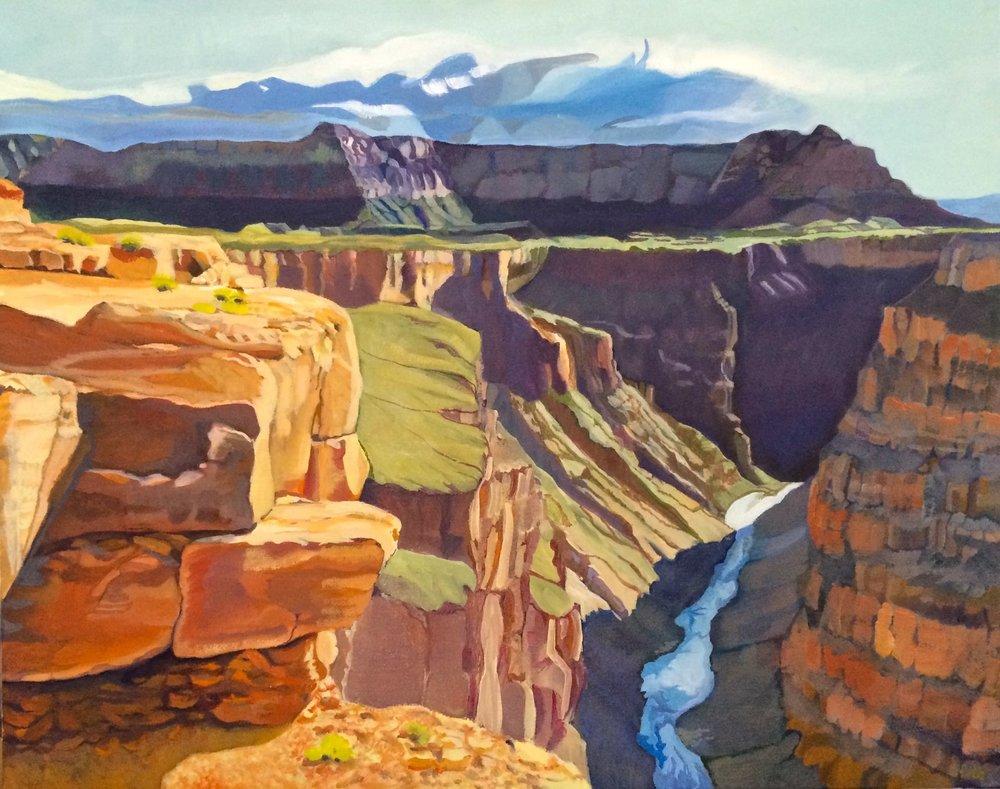 Southern Utah Chasm
