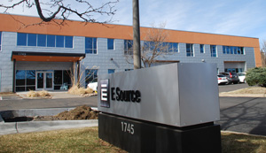 E Source occupies the building at 1745 38th Street.