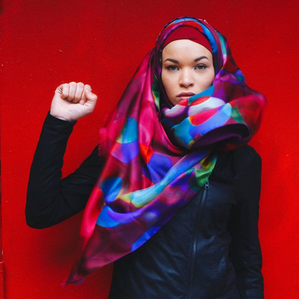 Blair Imani - is an Black Muslim Activist. Founder @equalityforHER