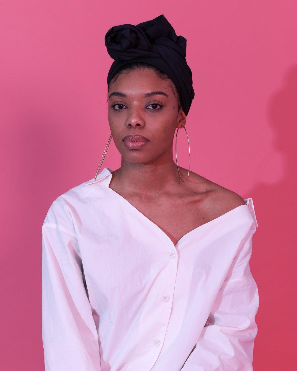 Tierra Beckles - African American, 23
