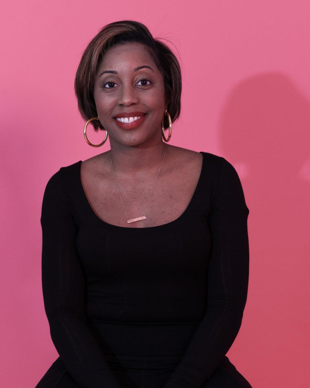 Amina Cush - African American, 31