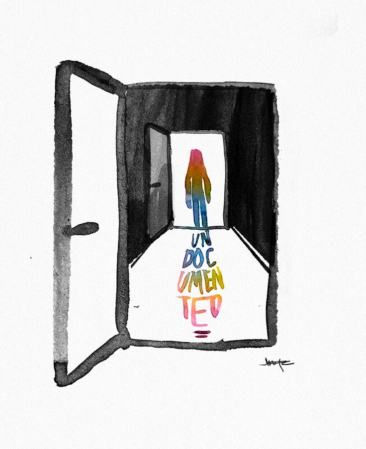 Illustration by  MK Fabila  for Hella Pinay