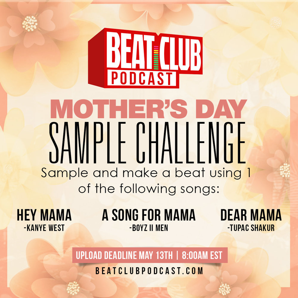 MOTHER'S DAY SAMPLE CHALLENGE! - In spirit of Mother's Day, we challenge YOU to chop up and sample one of these