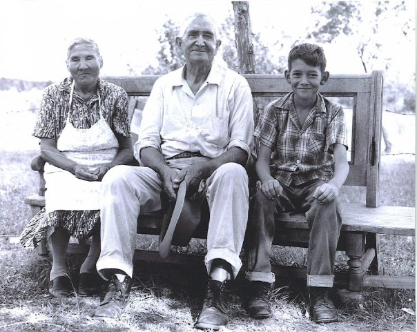 The great-grandparents of HMF's Preservation and Education Coordinator, Caity Hungate.