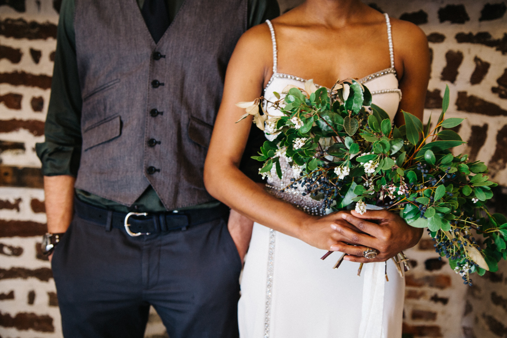 foraged fairytale wedding at upstairs at midtown scarlet wedding tour, charleston  (92).jpg