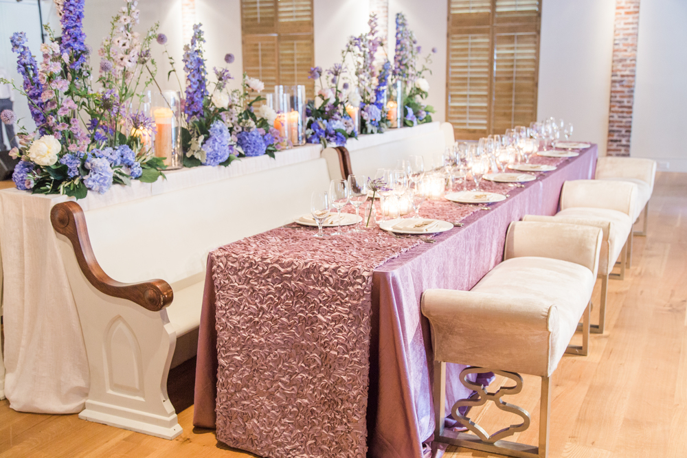 lilac, lavender & periwinkle luxury wedding at cannon green charleston by scarlet plan & design for revolution wedding tours (115).jpg
