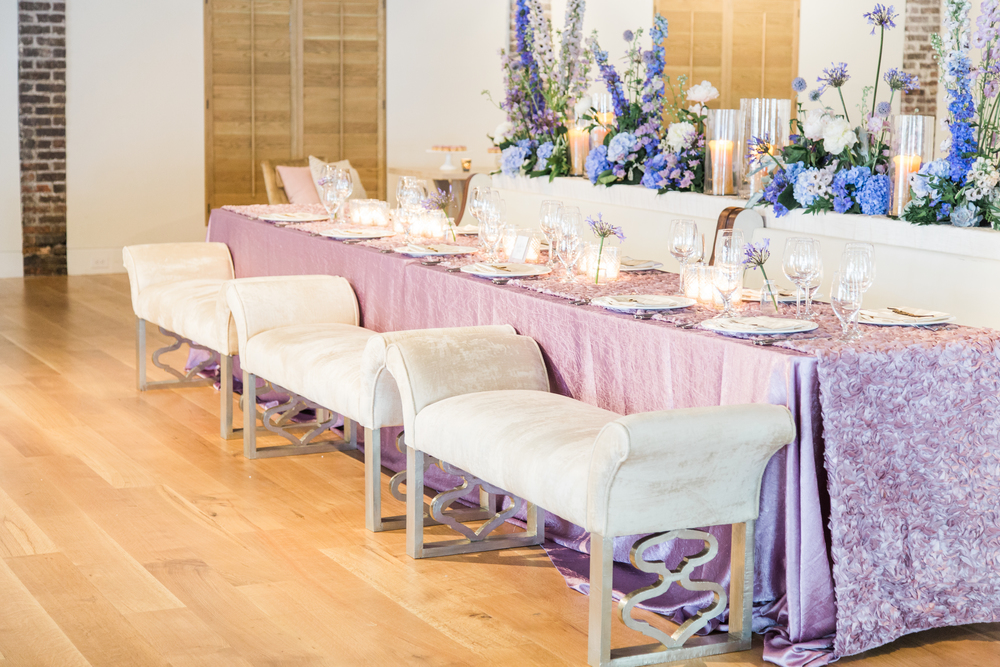 lilac, lavender & periwinkle luxury wedding at cannon green charleston by scarlet plan & design for revolution wedding tours (174).jpg