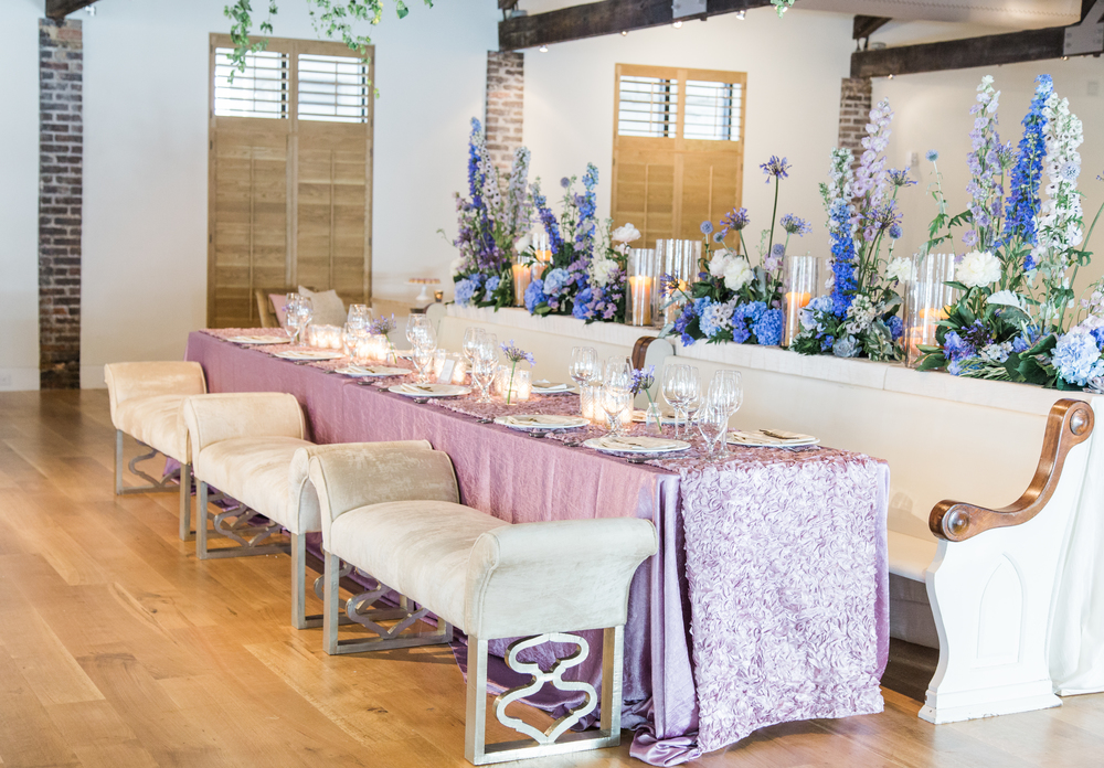 lilac, lavender & periwinkle luxury wedding at cannon green charleston by scarlet plan & design for revolution wedding tours (170).jpg