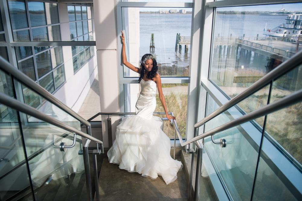 south carolina aquarium wedding, revolution wedding tours