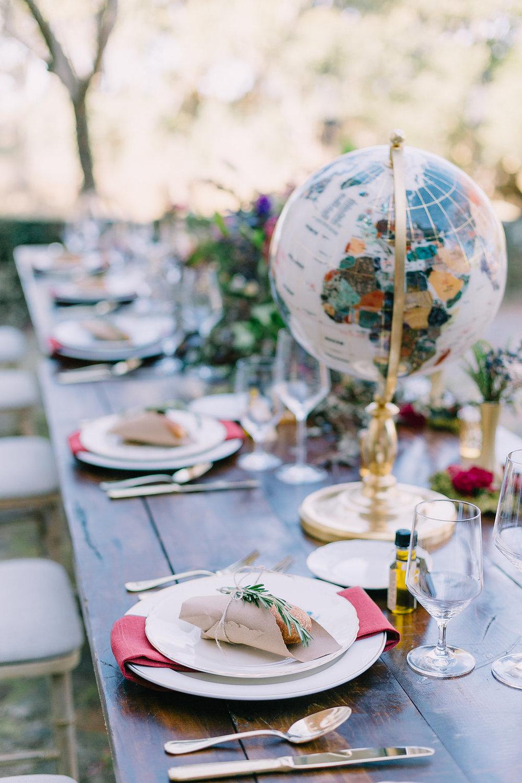 charleston wedding planner scarlet plan & design | rustic wedding at boone hall plantation