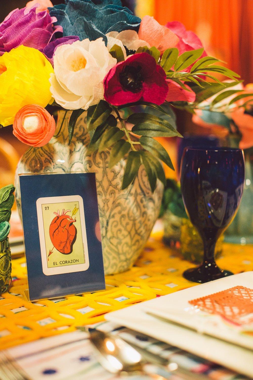 dia de los muertos wedding invitations, revolution wedding tours & scarlet plan & design