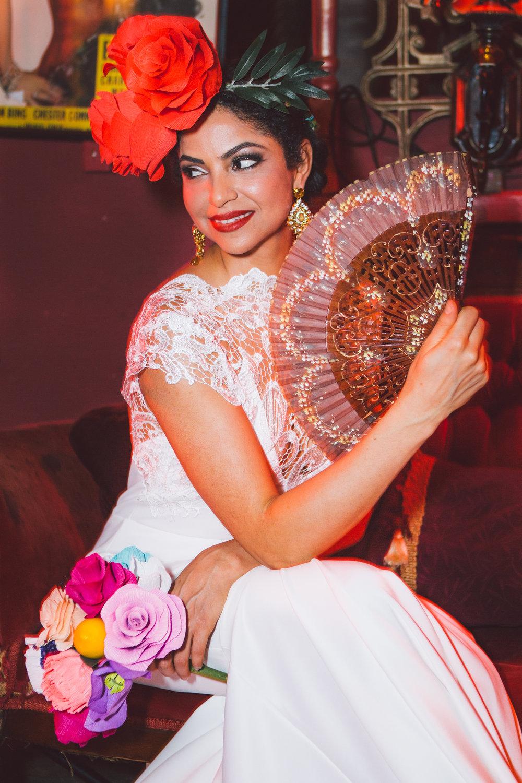 Revolution Wedding Tours Dia De Los Muertos Themed Wedding Atlanta Paris on Ponce (32).jpg