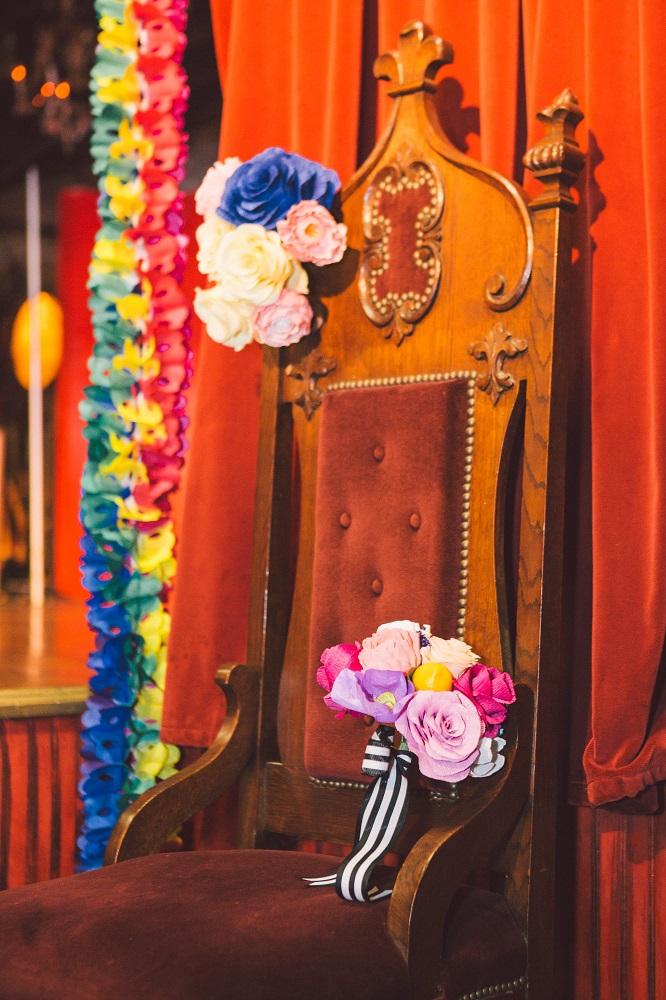 Revolution Wedding Tours Dia De Los Muertos Themed Wedding Atlanta Paris on Ponce (8).jpg