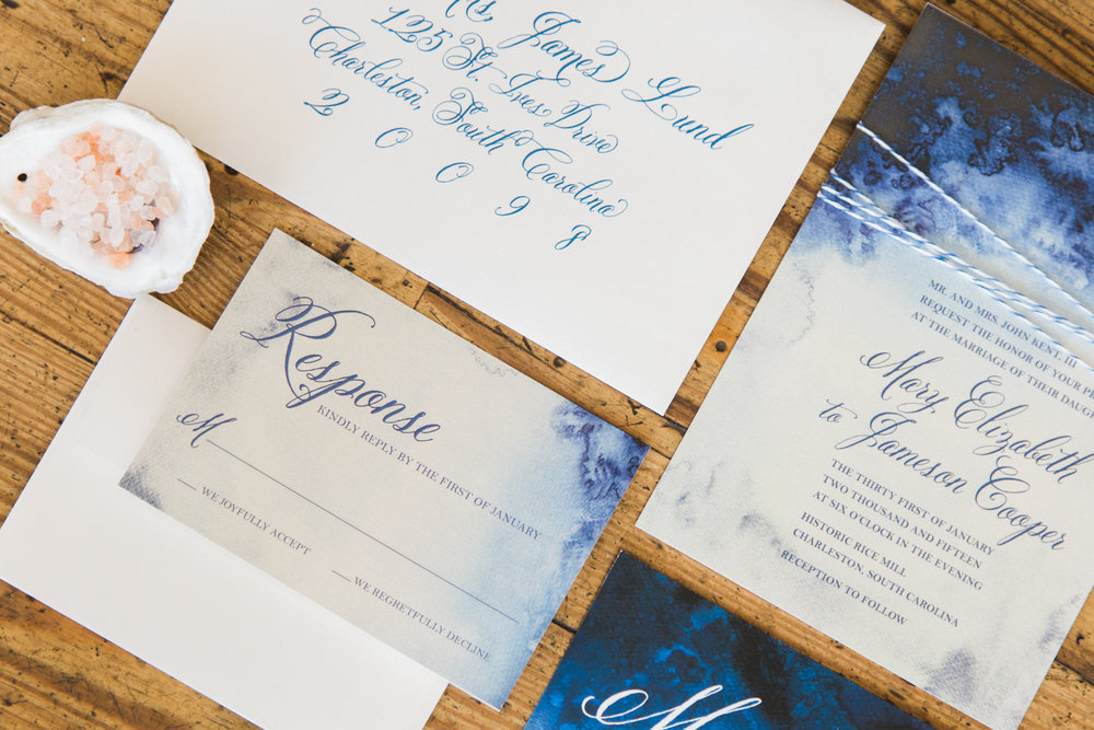 navy and gold coastal themed charleston wedding at historic rice mill (18).jpg