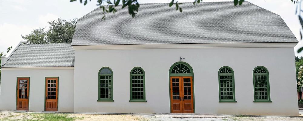 ion meeting house, charleston bridal show