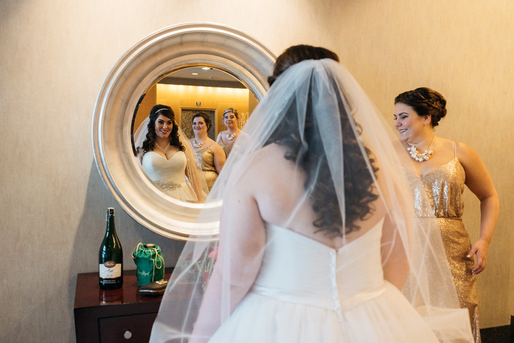 Hyatt Regency Pittsburgh Wedding