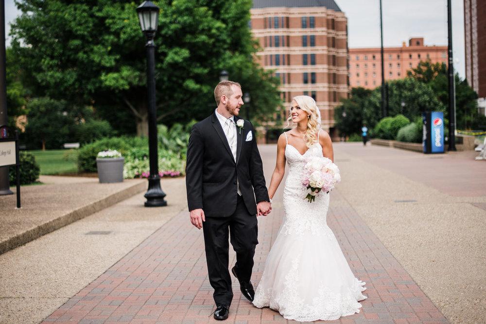 Duquesne University Wedding Portraits