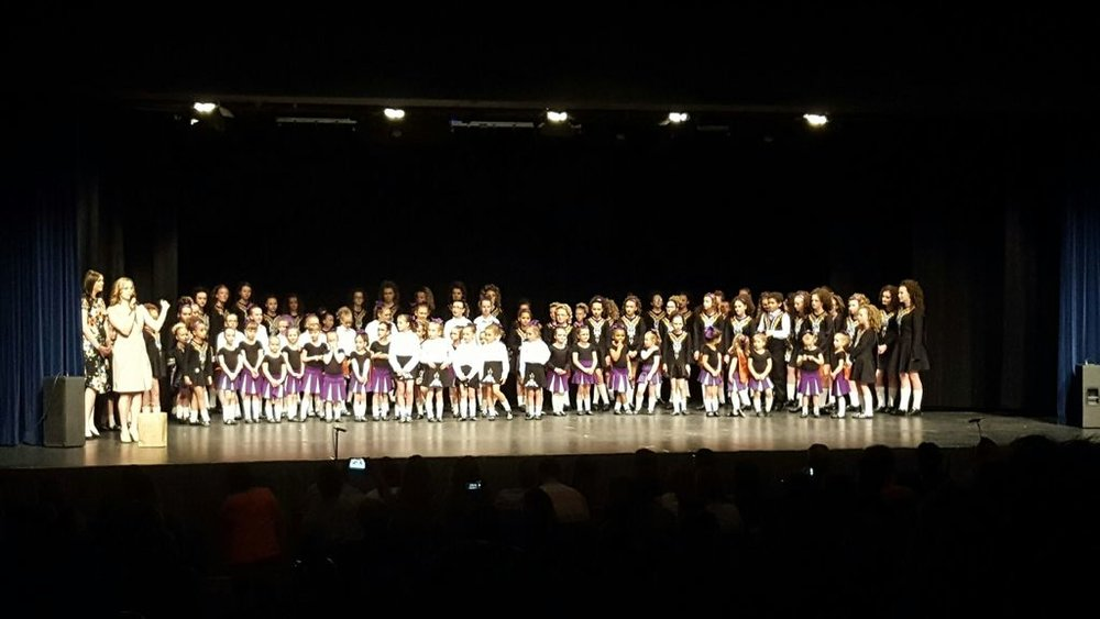 Congratulations to all of our dancers, you performed brilliantly!