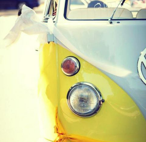 LITTLE MISS SUNSHINE KOMBI HIRE