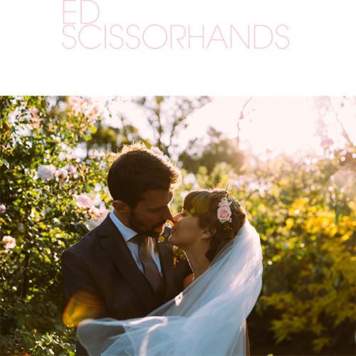 ED SCISSORHANDS + MOBILE SCISSOR - VAN
