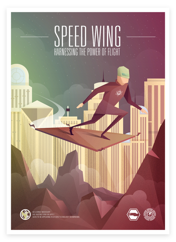 Lee Skinner,  Speed Wing