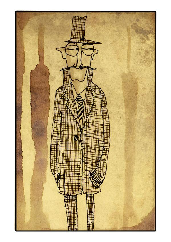 Abhishek Verm,  Postcard Art