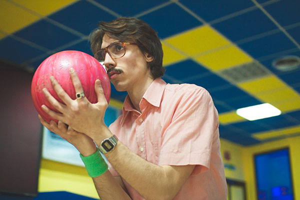 Silvia Piva,  We Like to Bowl on Wednesday Nights
