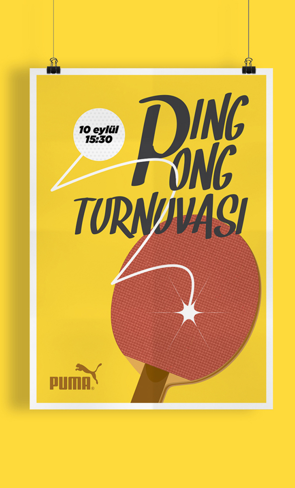 Melih Bertan,  PUMA Turkey Ping-Pong Tournament , 2013
