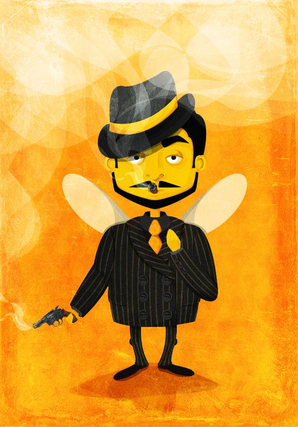 Denaé Vorster,  Bee Mafia