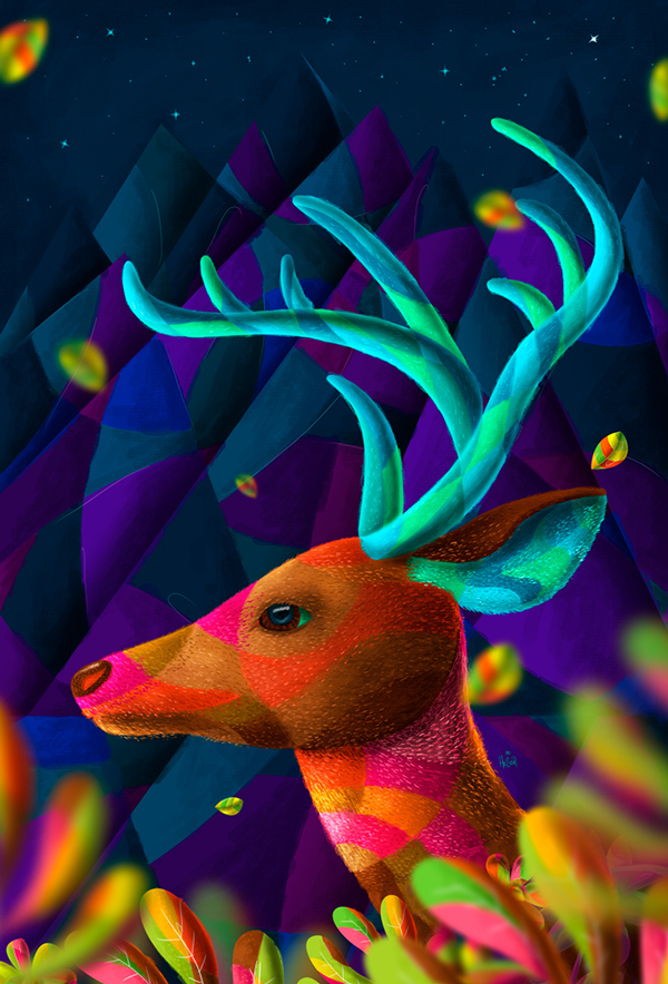 Hesor,  A Deer For My Dear