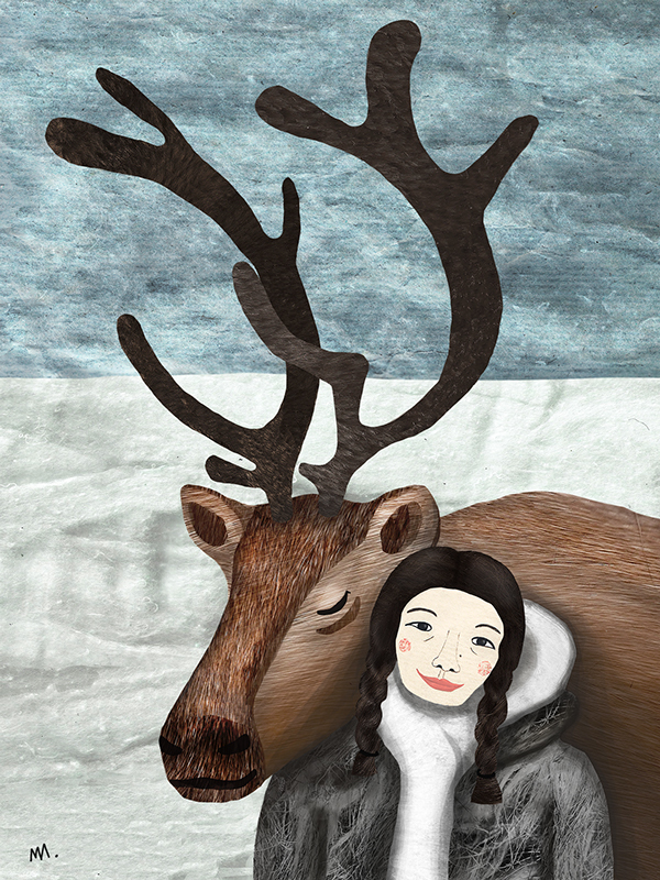 Lilya Matvejeva,  Oh My Dear Deer Friend