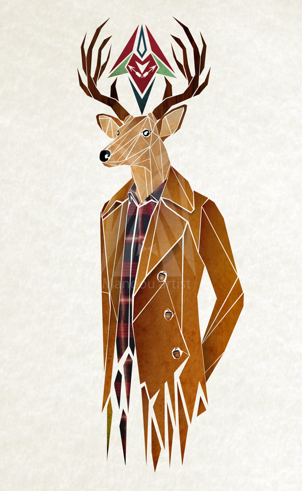 Manoou,  Dear Deer