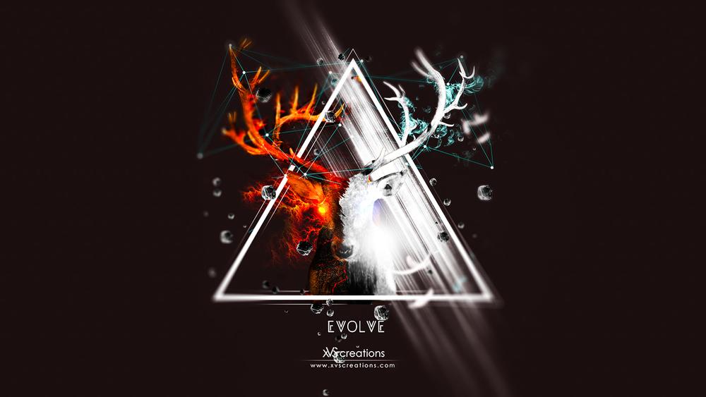 xVSCreations, E V O L V E