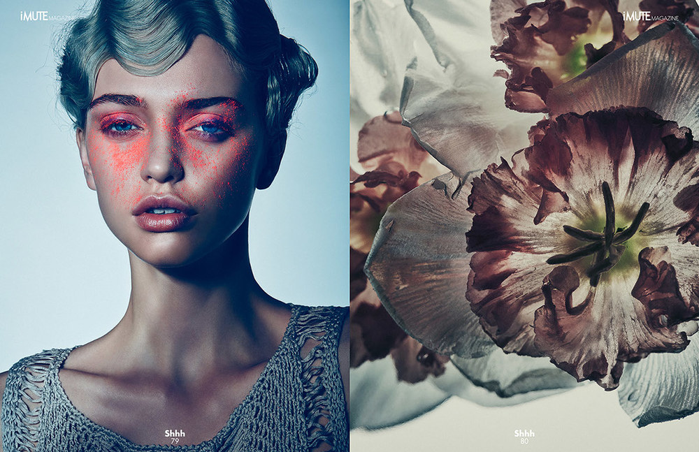 Steven Popovich,  iMute Magazine Spring Issue 10