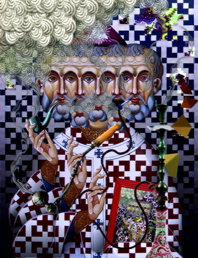 Adam Beaumont,  Psychotropic Saints